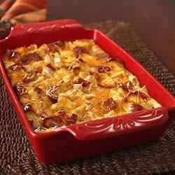 King's Hawaiian Turkey Casserole Recipe