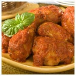 Skillet Chicken Cacciatore Recipe