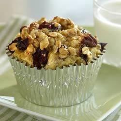 Granola Muffin Frittatas Recipe