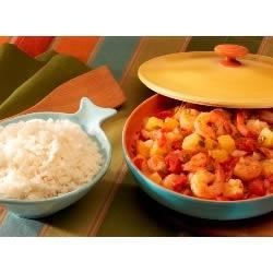 Caribbean Stir-Fried Shrimp Recipe