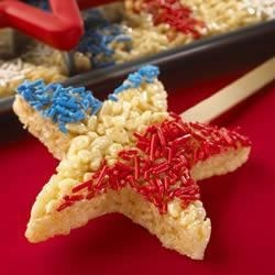 Fourth of July Cut-Outs Recipe
