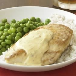 Saucy PHILLY Honey Mustard Chicken Recipe