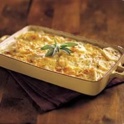 Cheesy Potato Gratin Recipe
