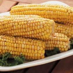 Photo of Cajun Buttered Corn by Anne-Lise Botting