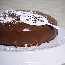 Melt Chocolate Frosting