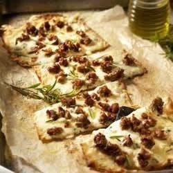 Quattro Formaggi Pizza Recipe