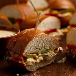 Photo of Baked Turkey Hoagie by Progresso™ Recipe Starters™