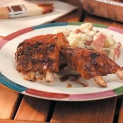 Photo of Baby Back Ribs by Taste of Home Test Kitchen