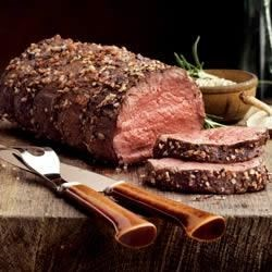 Roast Beef with Caramelized Onions Recipe