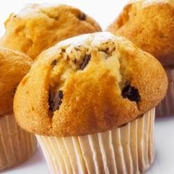 Photo of Dannon Chocolate Chip Muffins by Dannon® All Natural