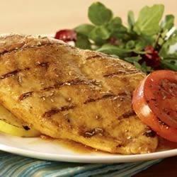 Lawry's(R) Grilled Mediterranean Chicken Recipe