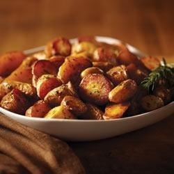 Photo of Roasted Potatoes with Rosemary by Crisco® Pure Olive Oil