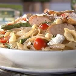 Photo of Spicy Jalapeno Whole Wheat Pasta Toss by al fresco all natural