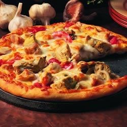 Photo of Chicken and Artichoke Pizza by Tyson® Grilled & Ready®
