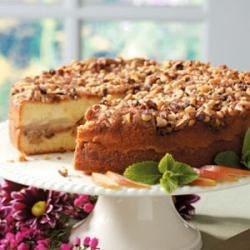 Photo of Walnut Pear Coffee Cake by Darlene Spalding