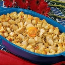 Photo of Wild Rice Turkey Dish by Jane  Pleiman