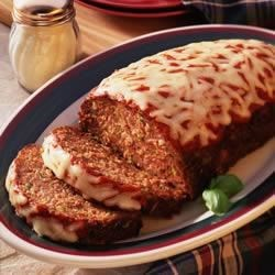 Photo of Pizza Meat Loaf by Ragu®