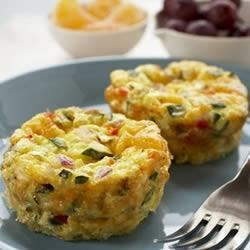 Muffin Frittatas Recipe