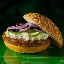Photo of Greek Burgers by Morningstar Farms®
