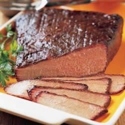 Texas BBQ Beef Brisket Recipe