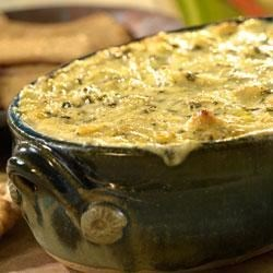 Spinach Artichoke Crab Dip Recipe