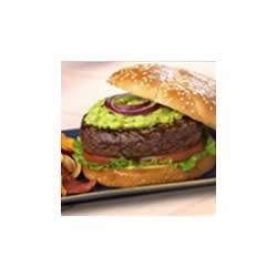 Zippy Avocado Burgers Recipe