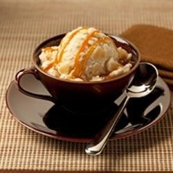 Sweet 'n Salty Apple Ice Cream Recipe
