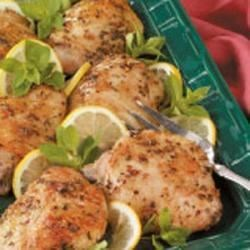 Photo of Oregano-Lemon Chicken by Dorothy Reinhold