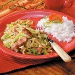 Photo of Pork Cabbage Saute by Rosemany Gisin