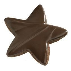 Photo of Ghirardelli's Wish Star Chocolate Cookie by Ghirardelli®