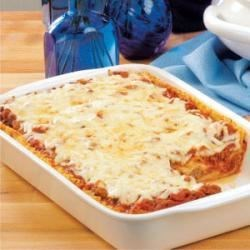 Photo of Meatball Lasagna by Addella  Thomas