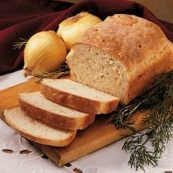 Photo of Onion Herb Bread by Evette  Nicksich