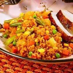 Birds Eye(R) Pineapple Fried Rice Recipe