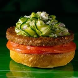 Totally Vegged-Out Burgers Recipe