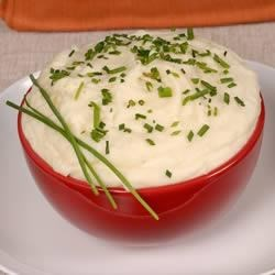 Photo of Roasted Garlic Mashed Potatoes with Chives by Hain Celestial