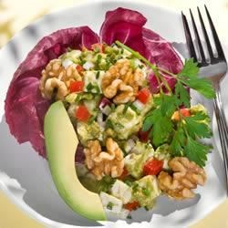 Photo of Guacamole Chicken Salad by California Walnut Board