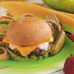 Photo of Black Bean Rice Burgers by Laura  Wimbrow