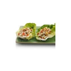 Singapore Lettuce Wraps Recipe