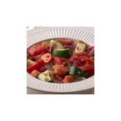 Photo of Roasted Vegetable Soup by COLLEGE INN® Broth