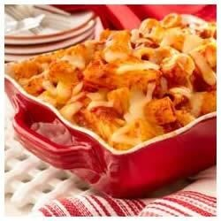 Hearty Baked Rigatoni Recipe