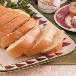 Photo of Poppy Seed Cheese Bread by Marianne Kmiecik