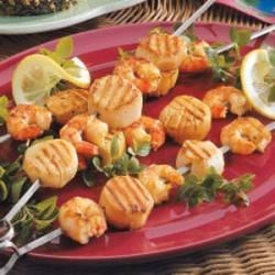 Photo of Tangy Shrimp and Scallops by Lauren  Llewellyn