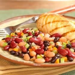 Photo of BUSH'S® Herb Garlic Beans and Vegetables by BUSH'S® Beans