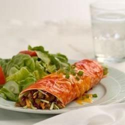 Photo of Fiesta Enchiladas by Mann's Fresh Vegetables
