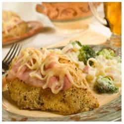 Photo of Crunchy Chicken Cordon Bleu by Knorr