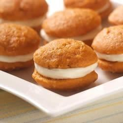 Photo of Mini Pumpkin Whoopie Pies by Libby's