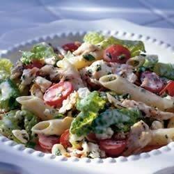 Caesar Chicken Pasta Salad Recipe