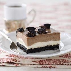 Photo of Double-Decker OREO Cheesecake by Philadelphia
