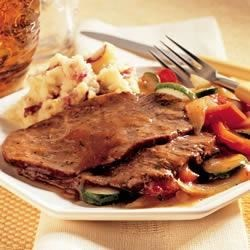 After-Work Beef Pot Roast Dinner Recipe