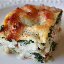 Photo of Chicken Lasagna Alfredo by Sybil Gregory